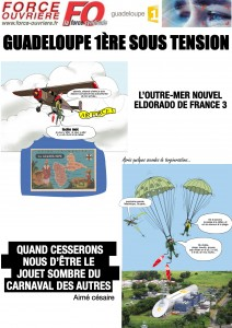 Parachute - Guadeloupe 1ère - 09.10.2013