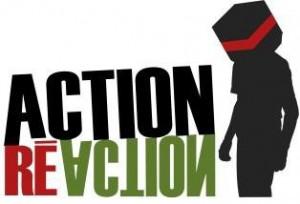 Action, réaction