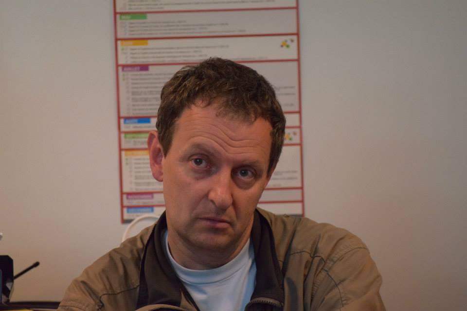 Jean-Louis Croci journaliste à France 3 Picardie