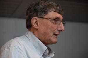 Alain Kempf, délégué Force Ouvrière du Siège de France Télévisions