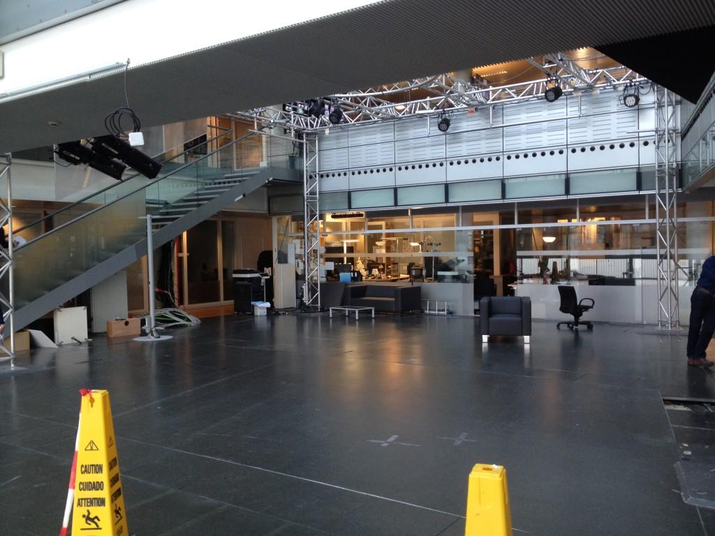 Atrium de France 2