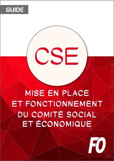 Télécharcer le guide FO du CSE