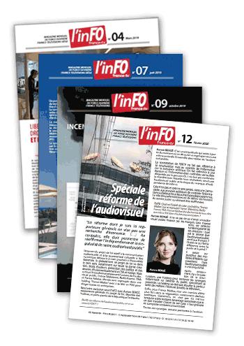 Magazine mensuel de FO france•tv