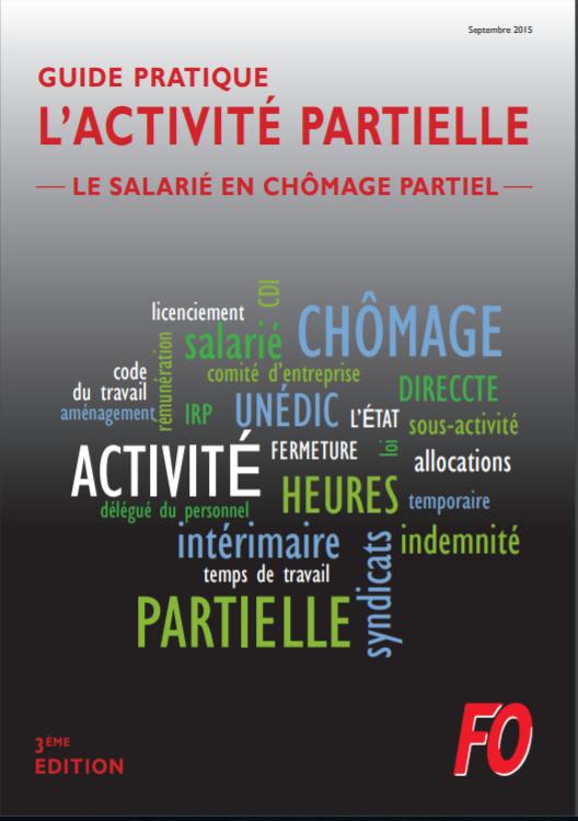 Guide pratique l'activité partielle