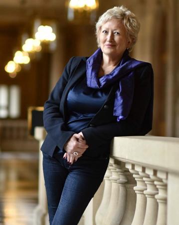 Catherine Morin-Desailly au Sénat